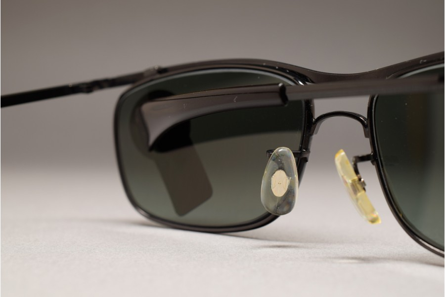 35ec67db58210 B L Ray-Ban Olympian II DX Black   G-15 59-17 VTAJ Sunglasses