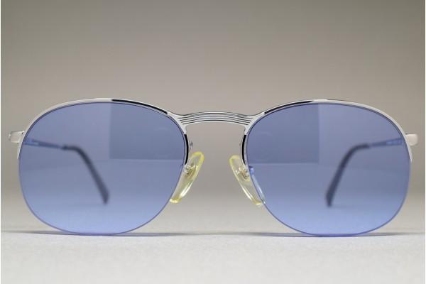 Ch Dior Monsieur 2245 70 Half Rim 55 18 Sunglasses