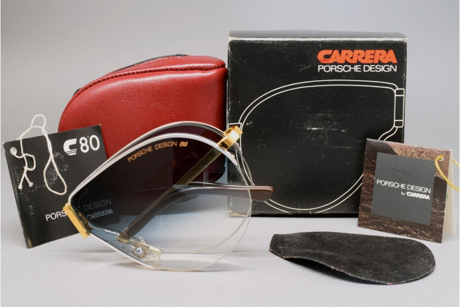 3ce7b731e12 PORSCHE DESIGN by CARRERA 5628 41 FOLDING Sunglasses 65-6   be a door
