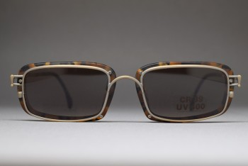 JOOP! Mod 8758 411Rectangular Sunglasses 50-18 Steampunk