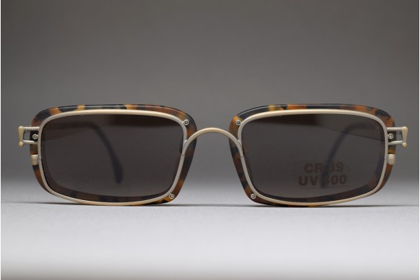 JOOP! Mod 8758 411Rectangular Sunglasses 50-18 Steampunk
