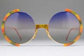 Casanova FC 4 C 124 52-20 Round sunglasses
