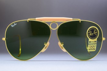 B&L Ray-Ban USA Shooter Gold / ♯3 62-8