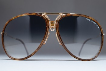 PORSCHE DESIGN by CARRERA 5632 40 SMALL Gold 62-12