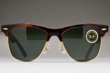 B&L Ray-Ban USA Wayfarer MAX Mock Tortoise / G-15 54-18 W1273