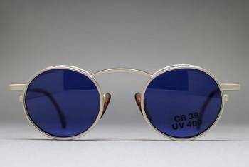 JOOP! Mod 8750 100 Awning Round Sunglasses 44-23 Steampunk