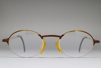 CAZAL point 2 MOD 1107 COL 489 Half Rim 47-22