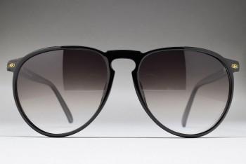 Ch. Dior monsieur 2315A 90 (59-18) Black / D.Grey gradient