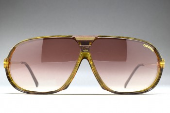 CARRERA 5416A 12 (68-6) Brown Havana / Rose gradient