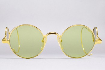 JUNIOR GAULTIER 58-0103 (46-20) Gold / L.Green ( Jean Paul Gaultier)