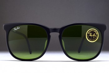 B&L Ray-Ban TRADITIONALS CLIFORD (54-18) Ebony Matte / ♯3 MADE IN JAPAN