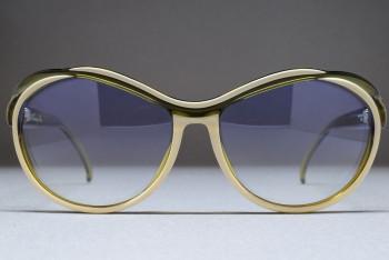 Christian Dior 2155 20 (58-16) Olive Green - Sand Beige / Blue gradient