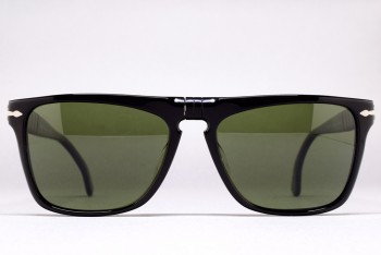 Persol RATTI 69233-OF 95 (58-15) Black / D.Green grey MADE IN ITALY