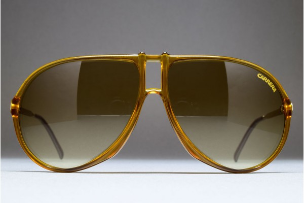 CARRERA 5596A 10 (64-12) GERMANY Amber / Brown gradient