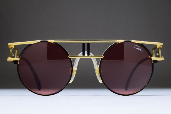 CAZAL MOD 958 Col 302 (46-24) Gold-Black / G.Pink