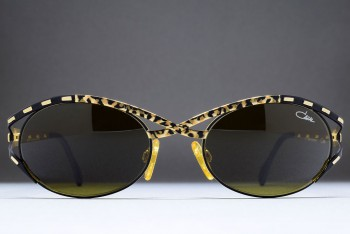 CAZAL MOD 995 Col 525 (54-20) M.Black-Gold-Leopard / Brown