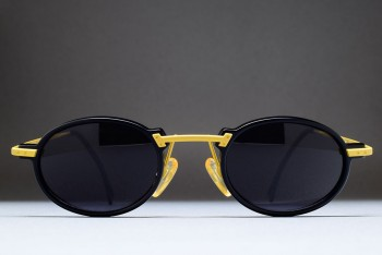 CAZAL MOD 1301/3 Col 819 (48-23) M.Black-M.Gold / D.Grey