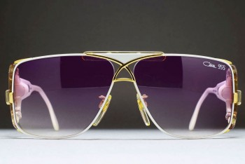 CAZAL MOD 955 Col 332 (63-11) White-Gold / Purple gradient