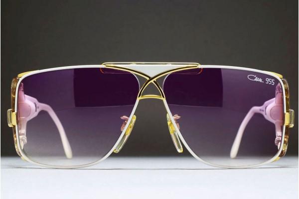 CAZAL MOD 955 Col 332 (63-11) White-Gold / Purple gradient
