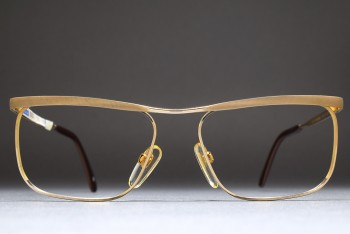 RODENSTOCK CARLTON flach 1/20 10K Gold Filled (52-16) / WEST GERMANY