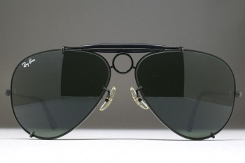 B&L Ray-Ban USA Sharp Shooter I (58-14) Black / G-15