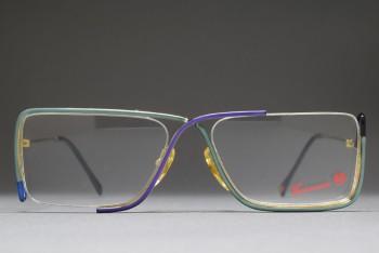 Casanova FC 31 C 01 (54-15) Asymmetric Design Multicolor / ITALY
