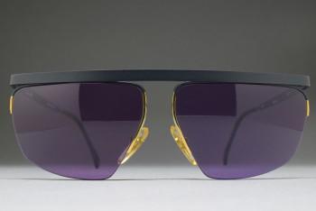 Casanova CN 8 C 90 (64-14) Half Rim Sunglasses / ITALY