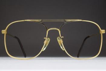 MENRAD m 349 (54-16) 1/10 12K Gold Filled Frame / GERMANY