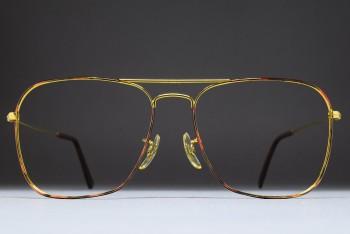 B&L Ray-Ban USA CARAVAN Frame (58-16) Tortuga / USA