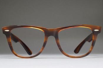 B&L Ray-Ban USA WAYFARER II Frame (54-18) Mock Tortoise / USA