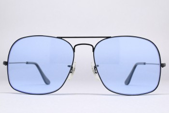 B&L Ray-Ban USA WINNER (58-16) Black Chrome / Blue