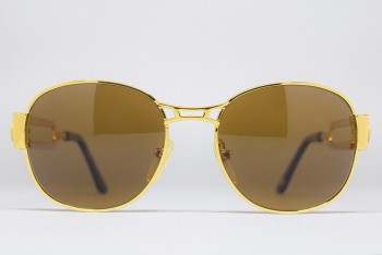GIANNI VERSACE MOD S57 COL 030 (53-19) / ITALY