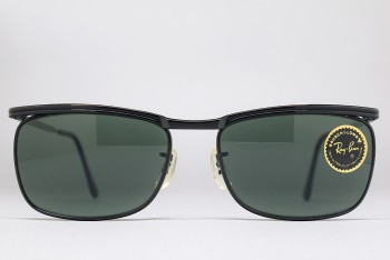 B&L Ray-Ban SIGNET LX (57-18) Black : G15 / JAPAN