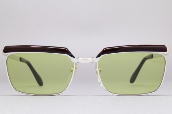 Bausch & Lomb Mod 122 (50-16) 1/20 12K GF [W.Gold : Green] / W.GERMANY
