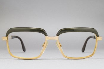 RODENSTOCK CONSTANTIN (54-16) 1/20 10K Gold Filled Browline Frame / WEST GERMANY