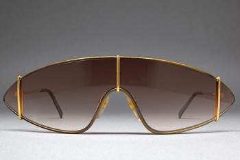 Paloma Picasso 3728 46 One piece lens Sunglasses