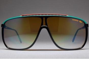 LACOSTE 140 COL 9013 Carbon fiber Frame One piece Lens