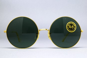 B&L Ray-Ban USA Circlet (54-18) Arista / G-15 / USA