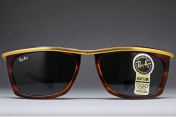 B&L Ray-Ban Olympian II Bronze G-15 Lenses