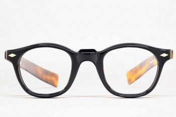 1950s Selecta 80/10 (48-28)  [8mm Thick celluloid, Fat temples] / FRANCE