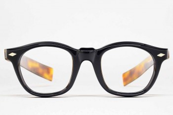 1950s Selecta 80/10 (48-24) [8mm Thick celluloid, Fat temples] / FRANCE