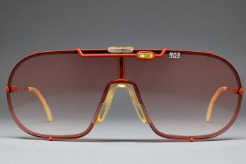 CAZAL MOD 903/1 COL 326 WEST GERMANY Red / Red