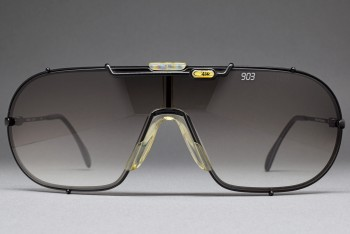 CAZAL MOD 903 COL 49 WEST GERMANY Black /  Brown-Grey