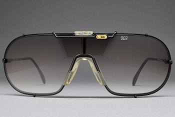 CAZAL MOD 903 COL 49 WEST GERMANY Black /  Brown-Grey
