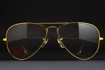 1990s B&L Ray-Ban USA Large METAL I RX Frame (58-14) Arista / USA