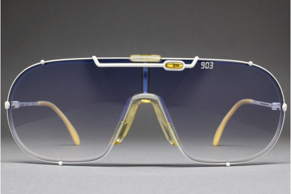 CAZAL MOD 903/1 COL 70 WEST GERMANY White / Blue