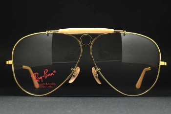 1990s B&L Ray-Ban USA SHOOTER RX Frame (62-8) Arista / USA