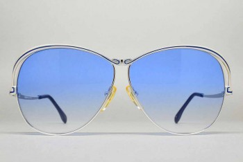 1970s Yves Saint Laurent by MURAI 31-262 (62-9) / JAPAN