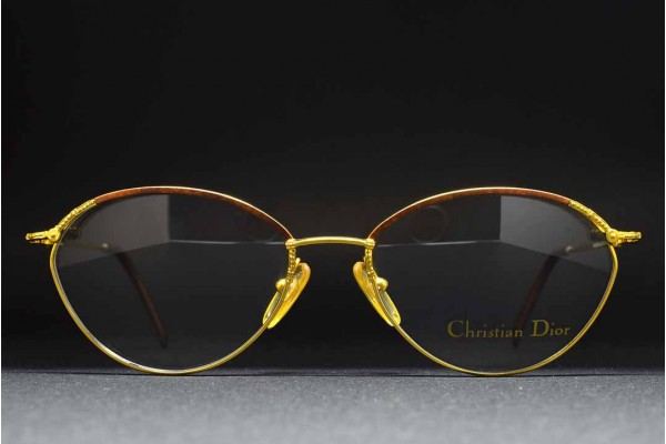 1980s Christian Dior 2876 41 (56-17) / AUSTRIA